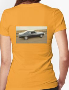 1969 SS Camaro Womens Fitted T-Shirt