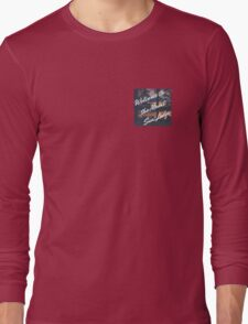 Mount Sun Lodge  Long Sleeve T-Shirt