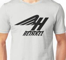 Heinkel Flugzeugwerke Logo (Black) Unisex T-Shirt