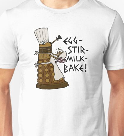 Egg-Stir-Milk-Bake Unisex T-Shirt