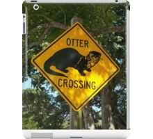 No Otter Reason iPad Case/Skin