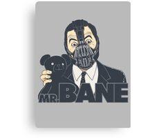 Mr. Bane Canvas Print