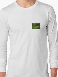 Mother Deer is watching Long Sleeve T-Shirt