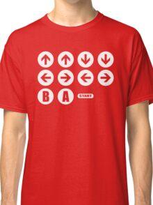 Game Cheat Code  Classic T-Shirt