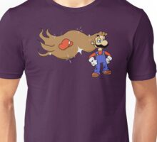 Mario with Glorious Hair Unisex T-Shirt