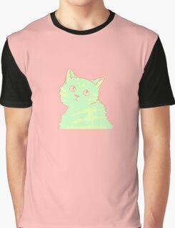 Soft Mint Graphic T-Shirt