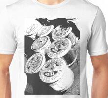 Vintage Cotton Reels Unisex T-Shirt