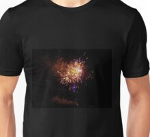 Rattery Fireworks Display Unisex T-Shirt