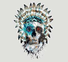 skull indian Unisex T-Shirt
