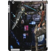 Future Shock 2 iPad Case/Skin