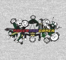 """Super Awesome"" PowerMadGamer Logo by PowerMadGamer"