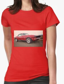 1968 Camaro SS Womens Fitted T-Shirt