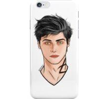 ALEC LIGHTWOOD iPhone Case/Skin