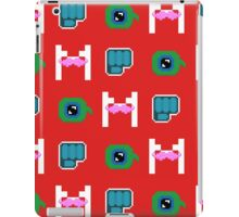 Youtuber Pixel Art (Jacksepticeye, Pewdiepie and Markiplier) iPad Case/Skin