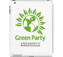 Green Party Uob Sweg iPad Case/Skin