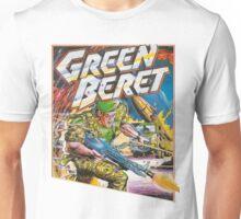 Konami Green Beret Video Game  Unisex T-Shirt