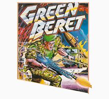 Konami Green Beret Video Game  Unisex T-Shirt