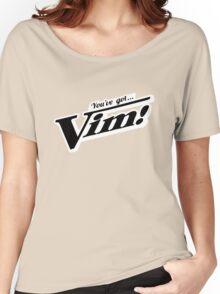 Vim - Original! Fallout 4 Women's Relaxed Fit T-Shirt