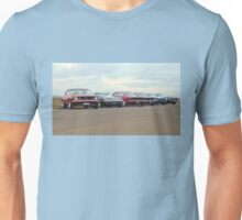 Line up of Muscle Unisex T-Shirt