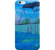 Rick's Boat in Tampa Bay iPhone Case/Skin