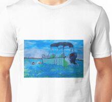 Rick's Boat in Tampa Bay Unisex T-Shirt