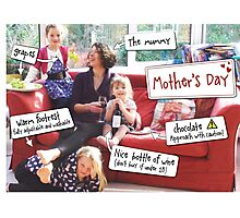 Mother's Day Photographic Print