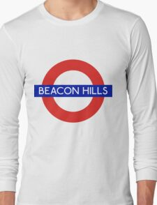 Fandom Tube- BEACON HILLS Long Sleeve T-Shirt