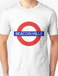 Fandom Tube- BEACON HILLS Unisex T-Shirt