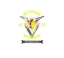 Go Team Instinct Trainer by -DeadStar-