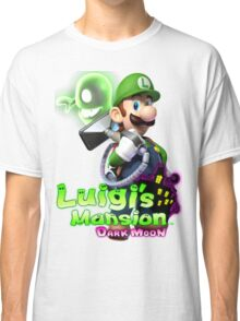 Luigi's Mansion Dark Moon T-Shirt Classic T-Shirt