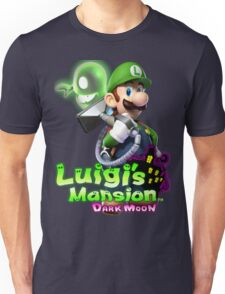 Luigi's Mansion Dark Moon T-Shirt Unisex T-Shirt
