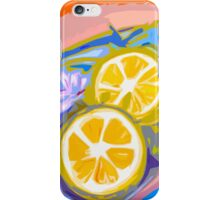 Lemon Slices iPhone Case/Skin