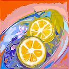 Lemon Slices by Alma Lee