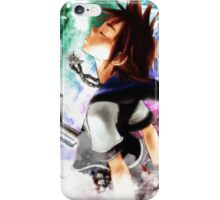 sora colors of divinity iPhone Case/Skin