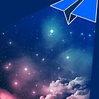 PAPER PLANE DREAM by frogafro