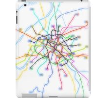 Paris Metro iPad Case/Skin