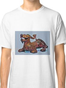 Psychedelic Dragon Classic T-Shirt