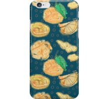 I Have A Zest For Oranges iPhone Case/Skin