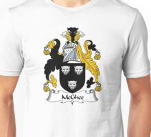 McGhee Coat of Arms / McGhee Family Crest Unisex T-Shirt