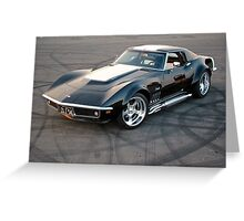 American Muscle Greeting Card