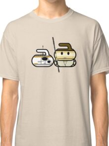 8 Ender & The Scavenger - Curling Rockers Classic T-Shirt