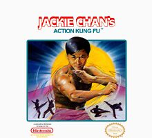 NES Jackie Chan Action Kung Fu  Unisex T-Shirt