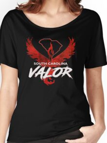 Team Valor - South Carolina Women's Relaxed Fit T-Shirt