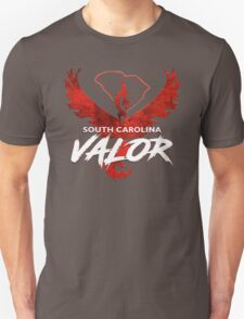 Team Valor - South Carolina Unisex T-Shirt