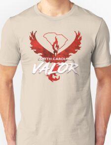 Team Valor - South Carolina Unisex T-Shirt