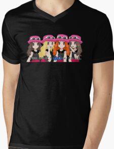 On Wednesdays, we use Fairy Types. Mens V-Neck T-Shirt
