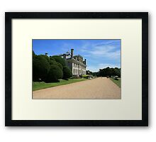 Kingston Lacy House, Dorset Framed Print
