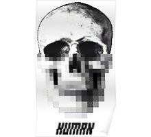 CERTIFIED HUMAN PERSON CONTAINED WITHIN Poster