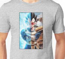 <DRAGON BALL Z> Vegeta Dual Face Unisex T-Shirt