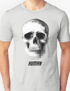 CERTIFIED HUMAN PERSON CONTAINED WITHIN Unisex T-Shirt
